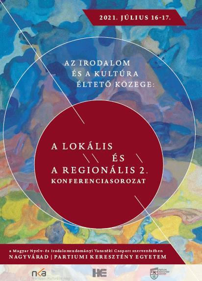 Lokális konf plakát